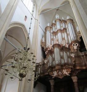Hinsz-orgel Bovenkerk Kampen