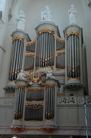 grote kerk tholen