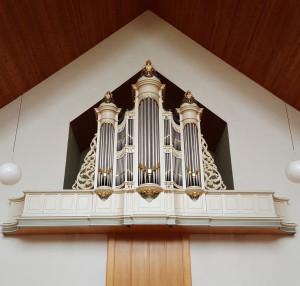 Orgel de Schuilplaats Urk