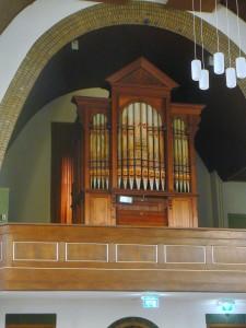 gern-orgel oud-katholieke kerk h. georgius amersfoort