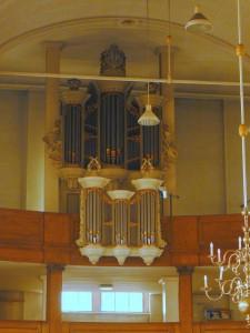 orgel sint franciscus xaveriuskerk amersfoort