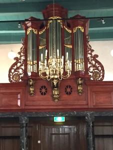 moreau-orgel protestantse kerk ezinge