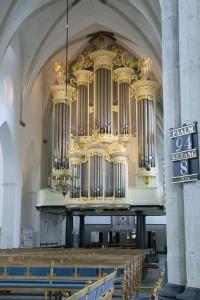 Amersfoort Sint Joriskerk Naber-orgel