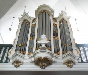 Bätz-orgel Lutherse Kerk Amersfoort