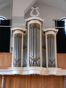 orgel hervormde kerk lutten