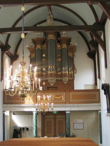 meere-orgel dorpskerk maarssen