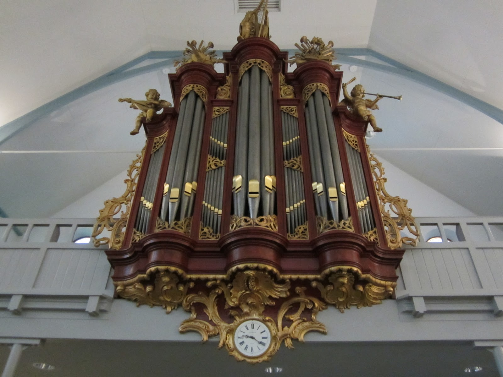Ik wil graag een orgel bezoeken