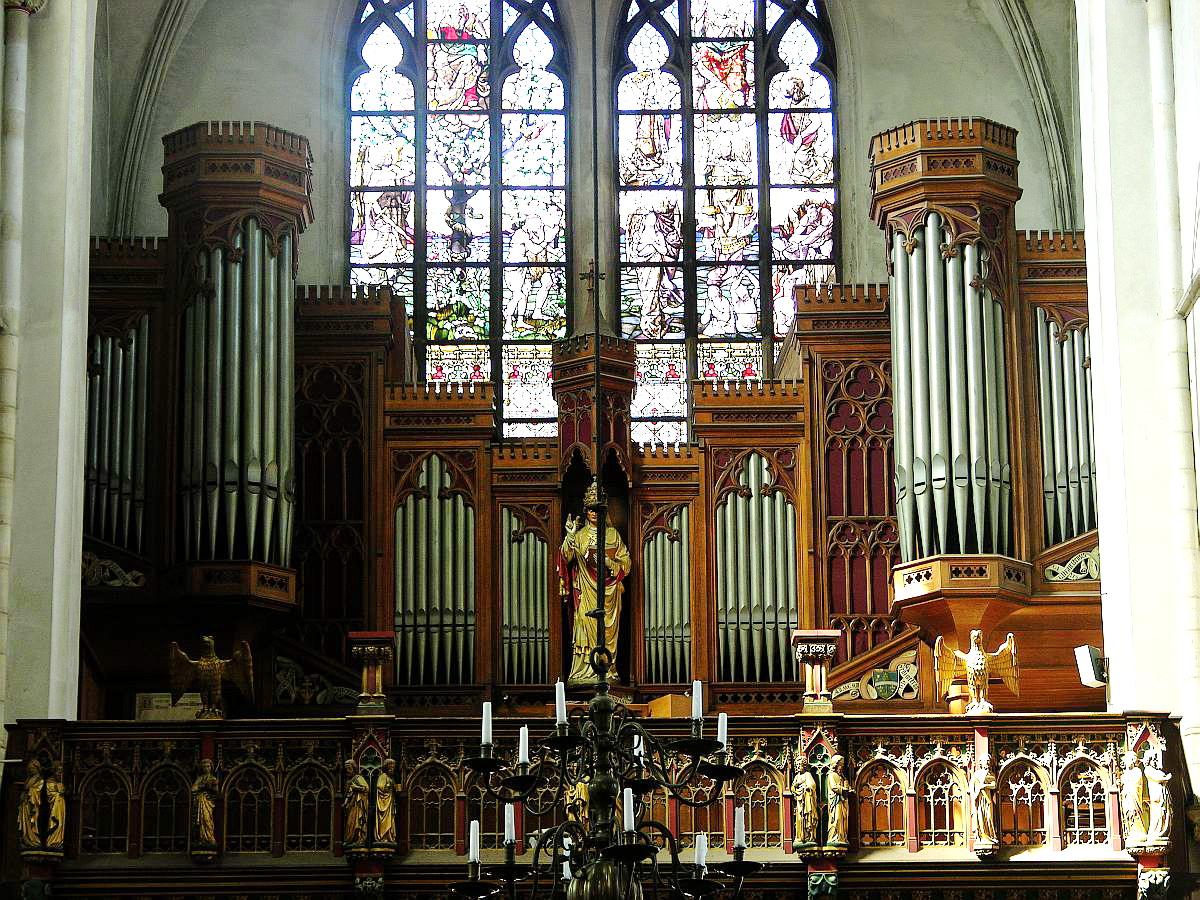 Nationale Orgeldag 2021 advies alleen lokaal